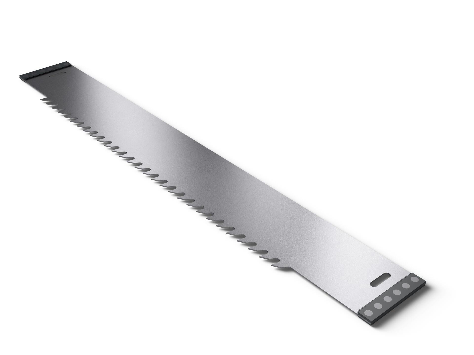 Gang saw blade